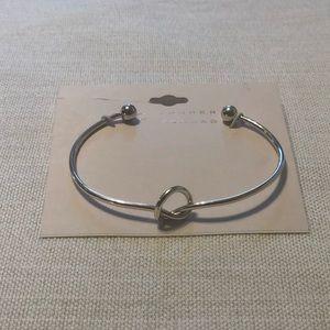 LC Lauren Conrad Knot Cuff Bracelet